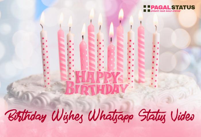 Birthday Wishes Whatsapp Status Video Download