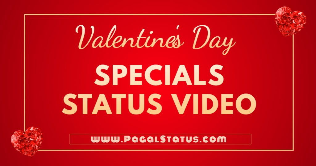 Happy Valentine's Day Special  2020 Whatsapp Status Video Download