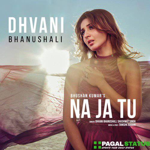 Na Ja Tu Song Dhvani Bhanushali Whatsapp Status Video Download