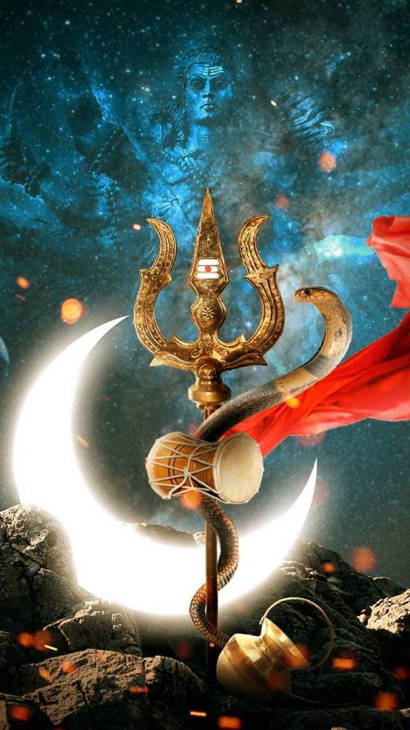 Mahadev Ultra HD Wallpaper For Mobile Download