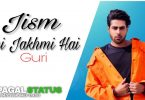 Jism Bhi Jakhmi Hai Status Video Download