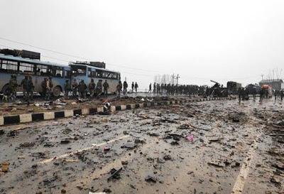 Pulwama (Jammu And Kashmir) Terror Attack