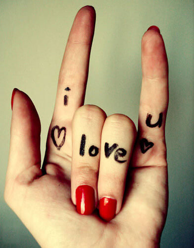 I Love You Whatsapp DP images