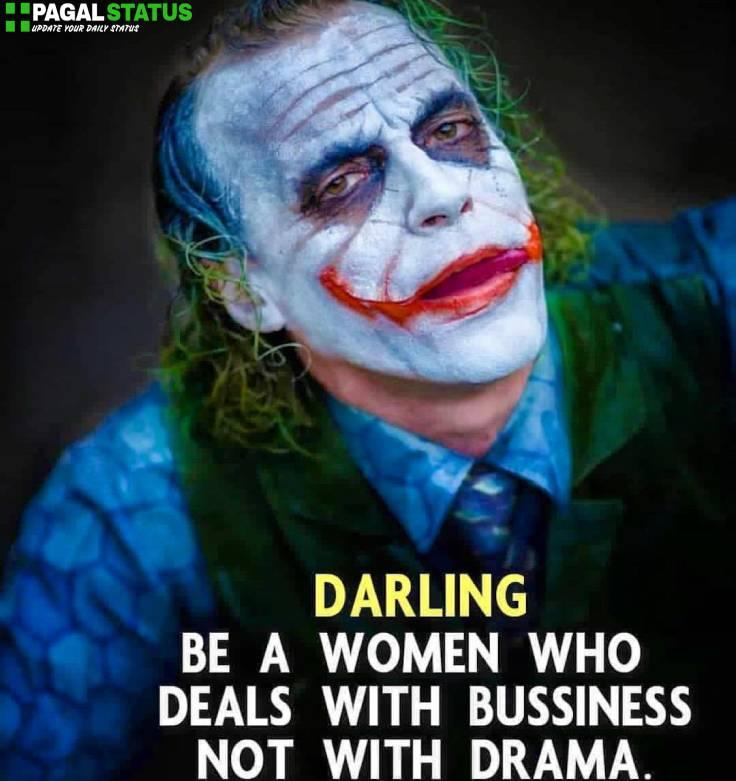Alone Joker Whatsapp Images HD Walpaers Downlaod