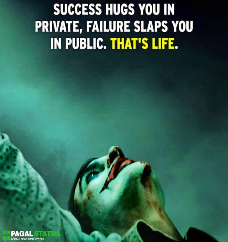 Joker Qoutes Status For Whatsapp