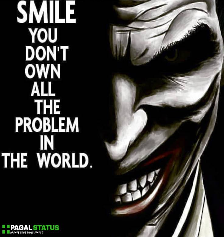 Joker Attitude Images For Whatsapp Download