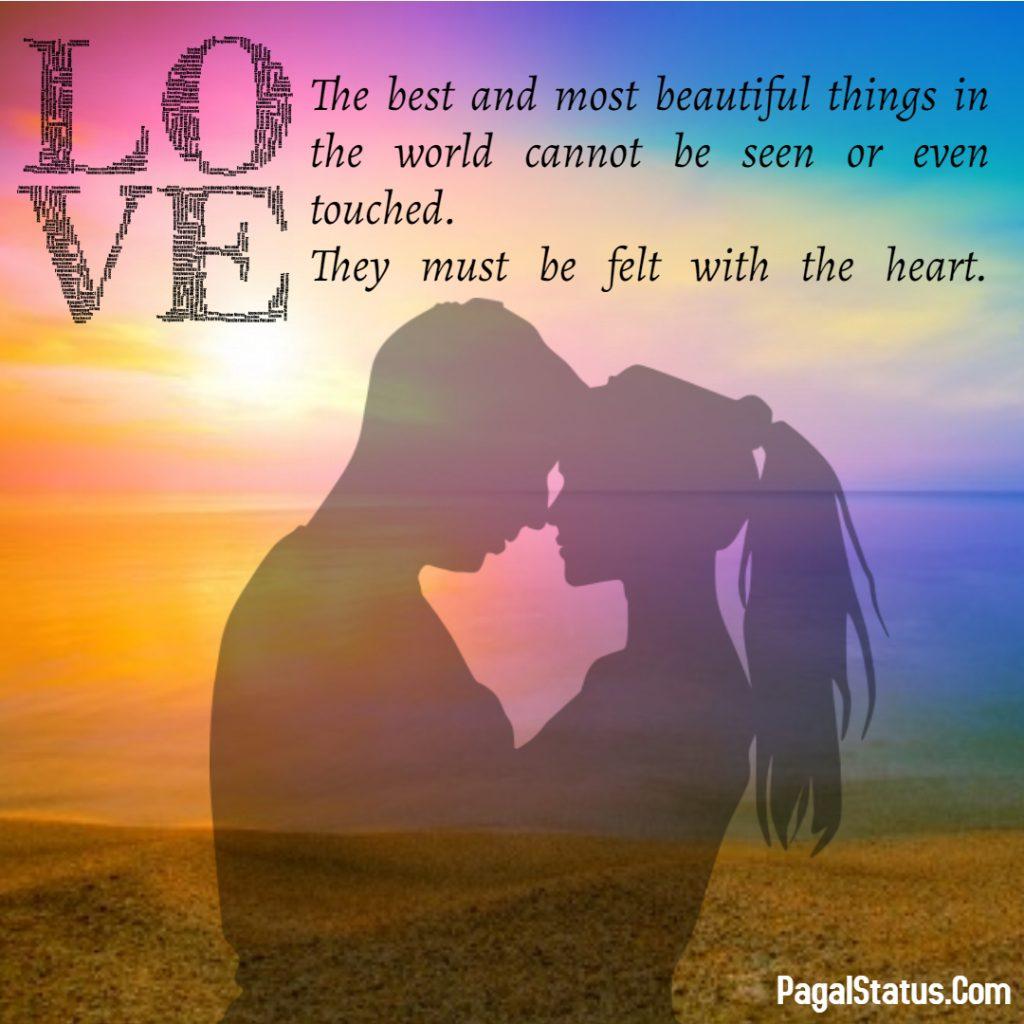 Cute Love Romantic Sayari in Hindi