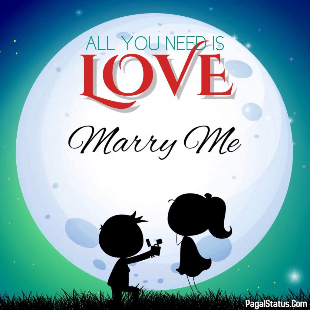 Love Romantic Quotes Status