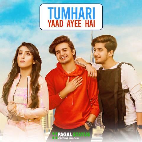 Tumhari Yaad Ayee Hai Song Bhavin Sameeksha Status Video Download