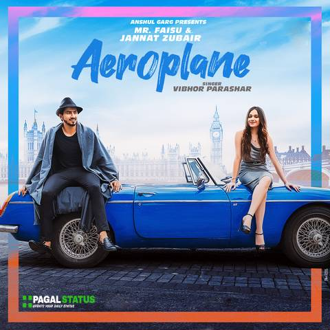 Aeroplane Song Mr Faizu Jannat Zubair Status Video Download