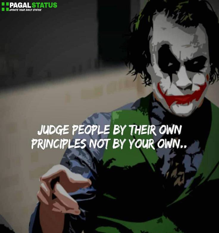 judge people status images