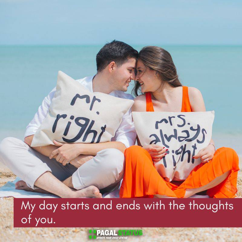 Husband And Wife Love Quotes in English
