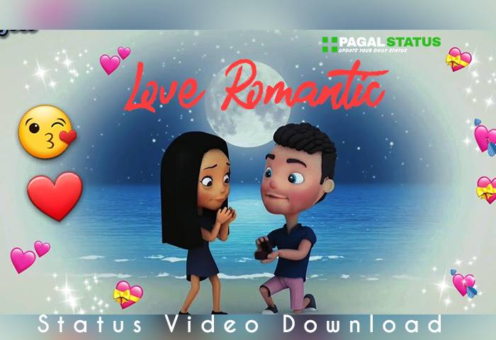 Love Romantic Whatsapp Status Video Download