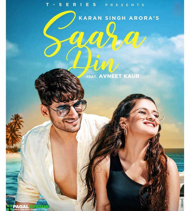 Saara Din Song Karan Singh Arora Whatsapp Status Video Download