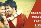Haryanavi Song Whatsapp Status Video Downlaod