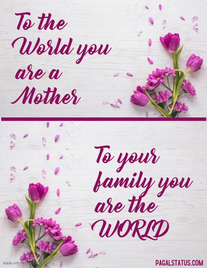 Happy Mother's Day 2020 Quotes Status