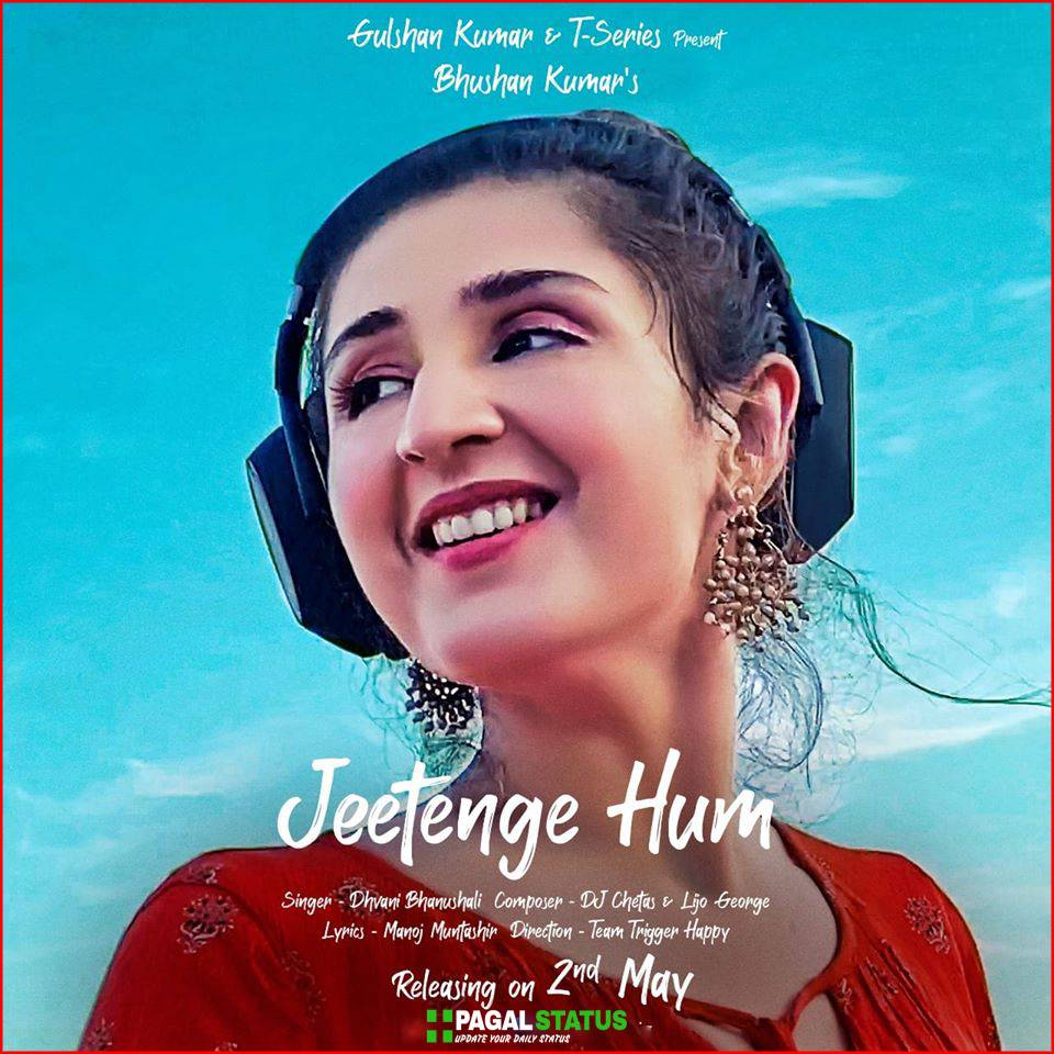 Jeetenge Hum Dhavani Bhanushali Songs Whatsapp Status Video