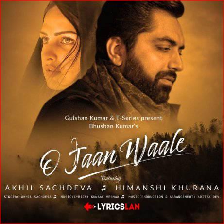 O Jaan Waale Song Status Video