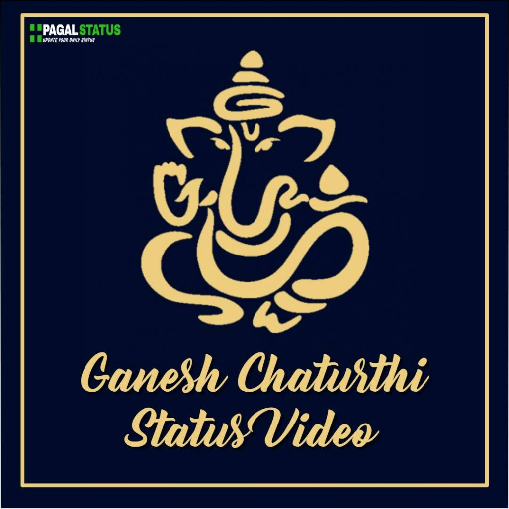 Ganesh Chaturthi Status Video Download