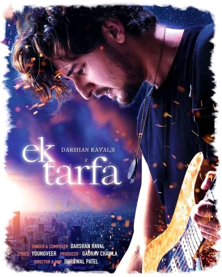Ek Tarfa Darshan Raval Song Status Video Download