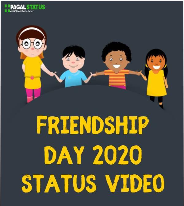 Friendship Day 2020 Whatsapp Status Video