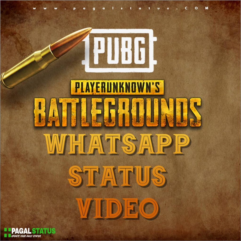 Pubg Game Whatsapp Status Video Download