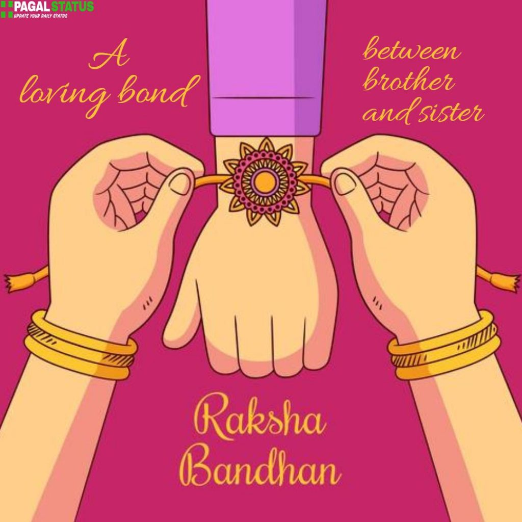 Happy Raksha Bandhan Day Massages