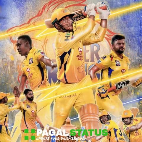 Chennai Super Kings IPL 2020 Whatsapp Status Video