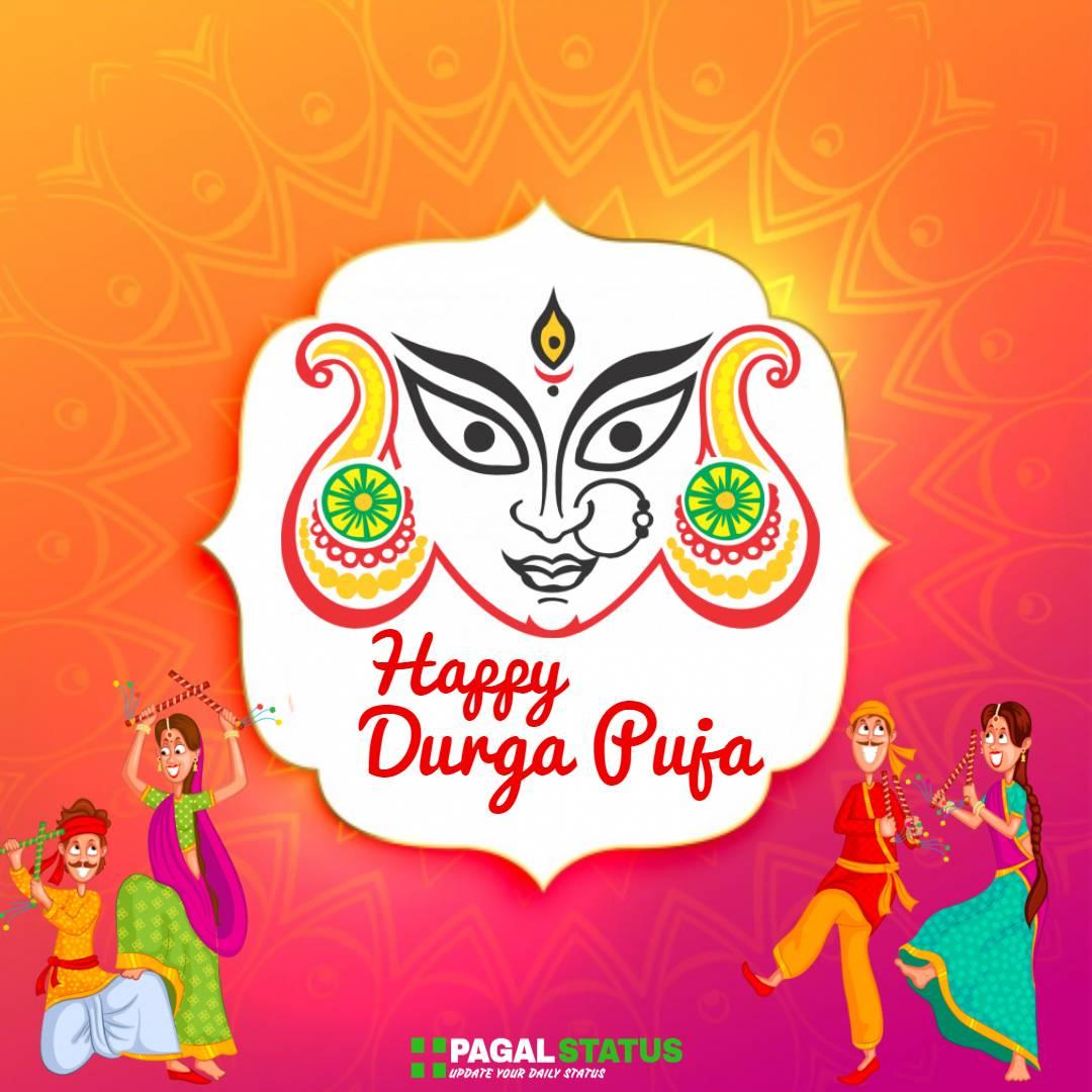 Durga Puja 2020 Status Video, Happy Navratri 2020 Status Video