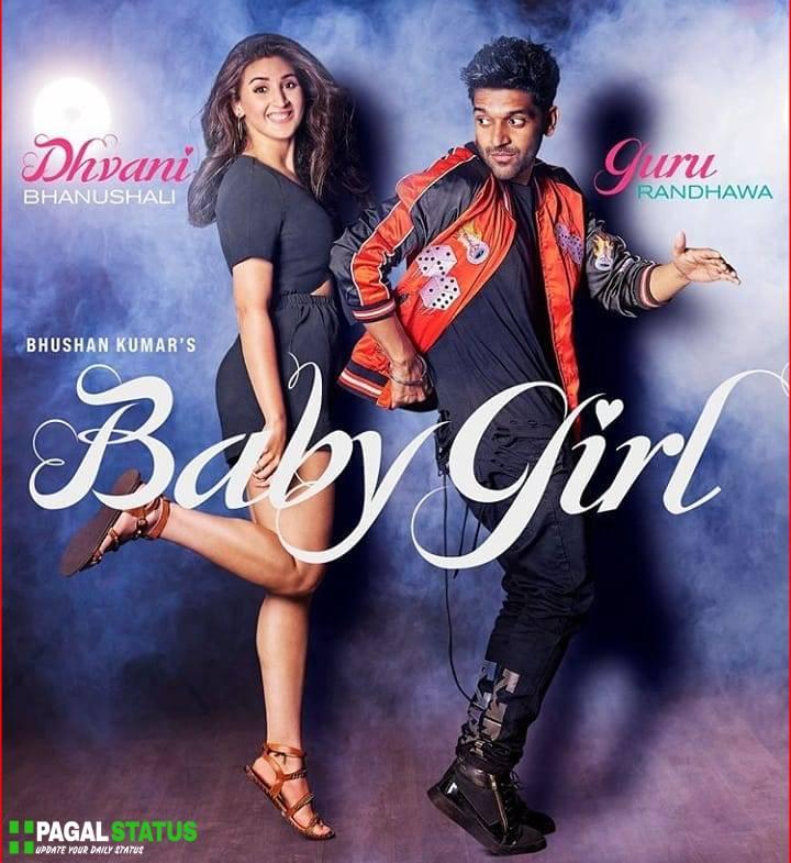 Baby Girl Song Guru Randhawa Status Video Downlaod