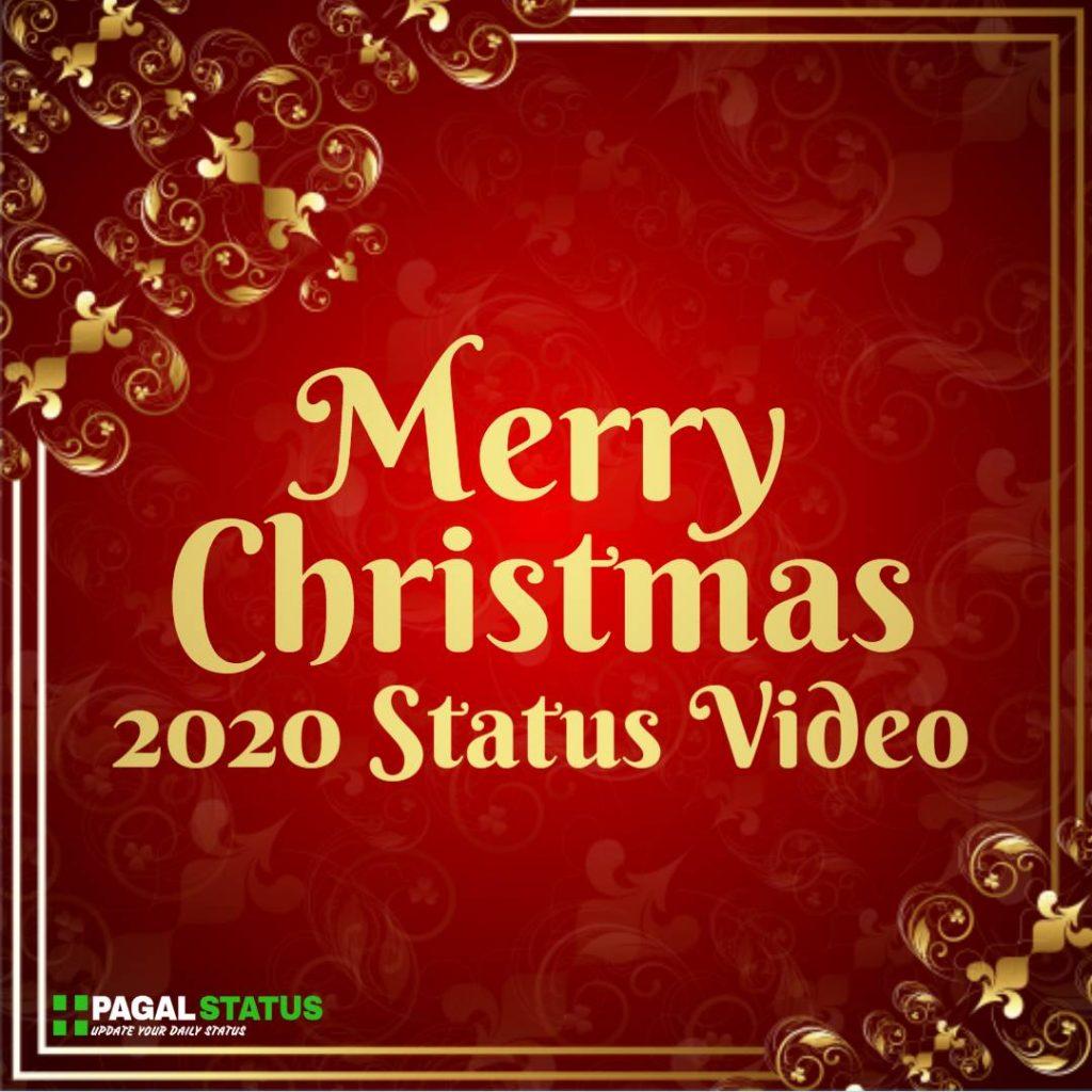 Merry Christmas 2020 Whatsapp Status Video Downlaod