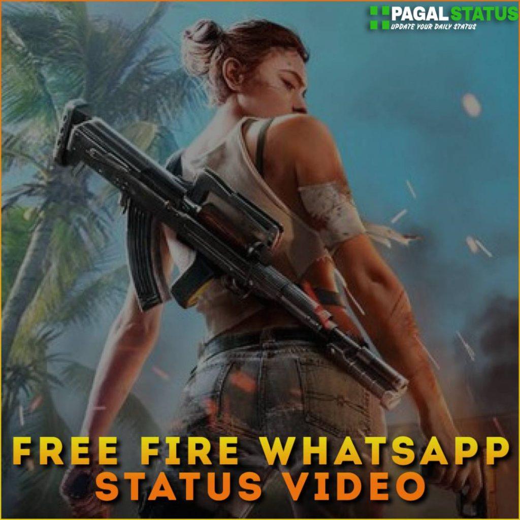 Free Fire Whatsapp Status Video Download