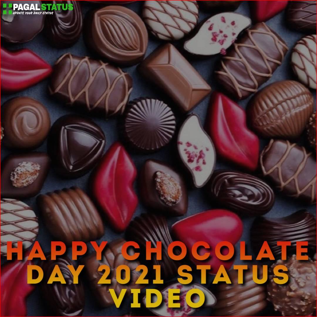 Happy Chocolate Day 2021 Status Video Download 9th Feb Status Video