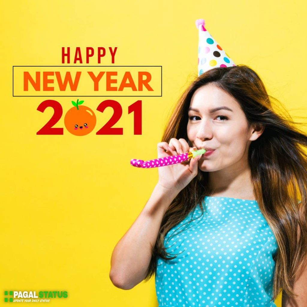 Happy New Year 2021 Short Quote For Whatsapp