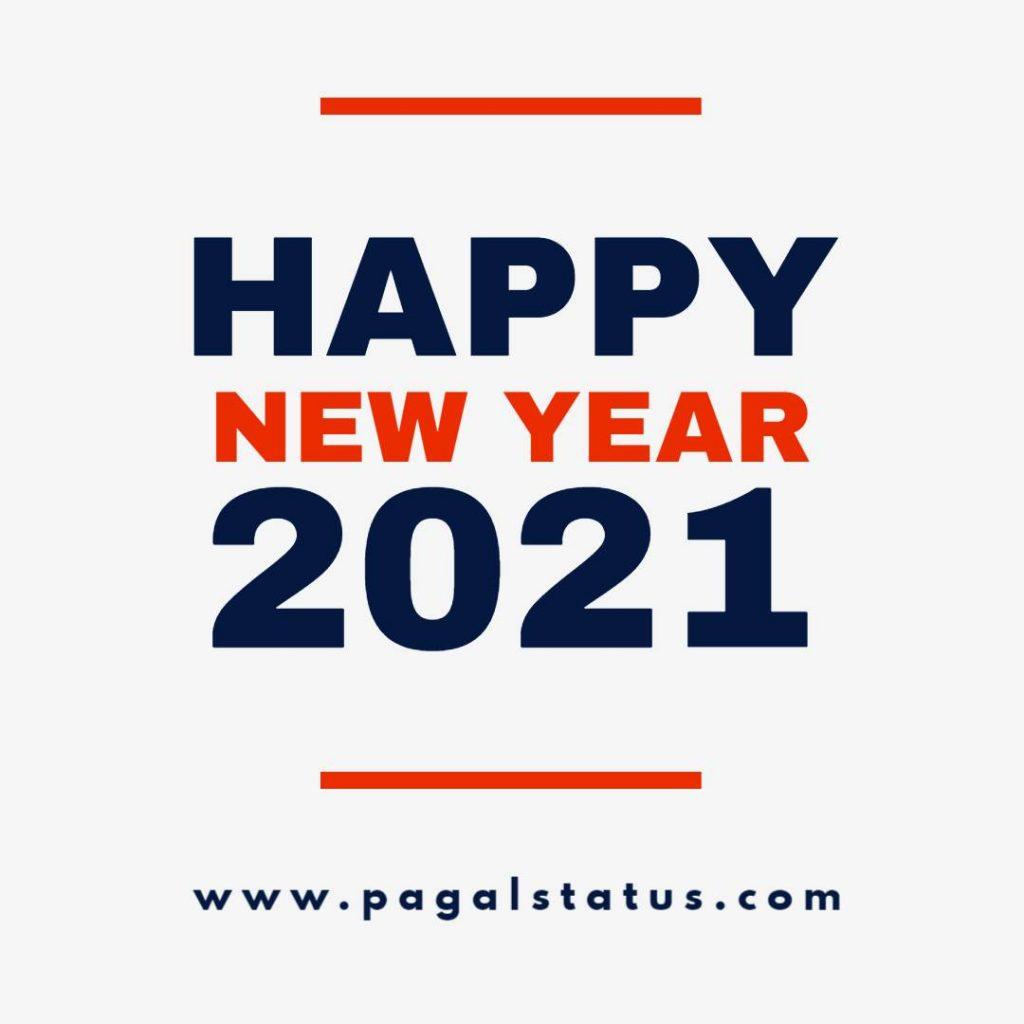 Happy New Year 2021 Status Quotes