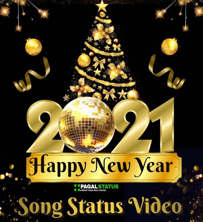 Happy New Year Song Whatsapp Status Video Download