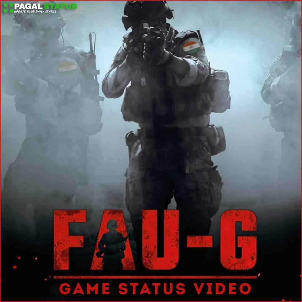 FAU-G Game Whatsapp Status Video Download