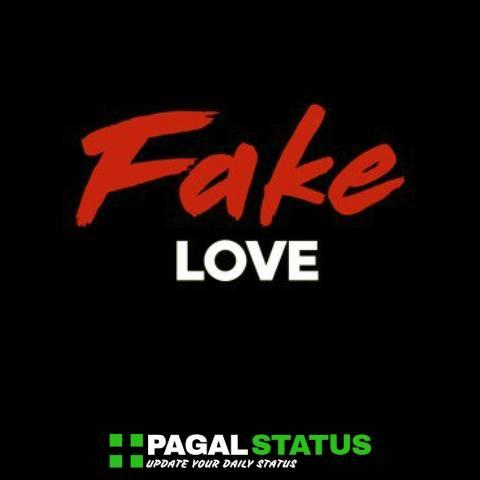 Fake Love Whatsapp Status Video Download