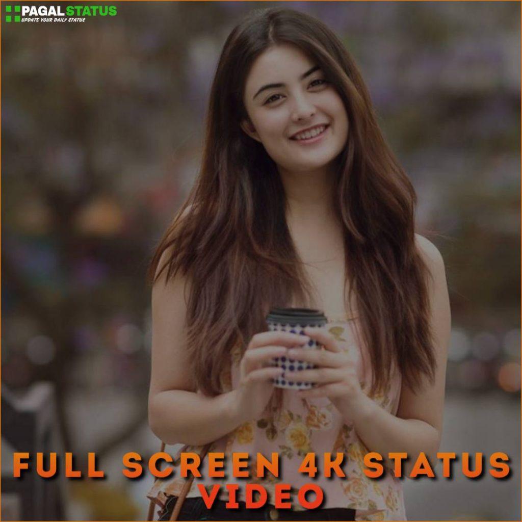 Full Screen 4K Whatsapp Status Video Download