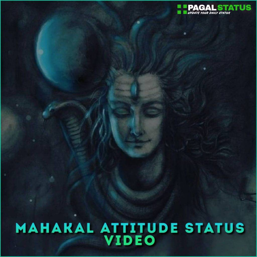 Mahakal Attitude Whatsapp Status Video