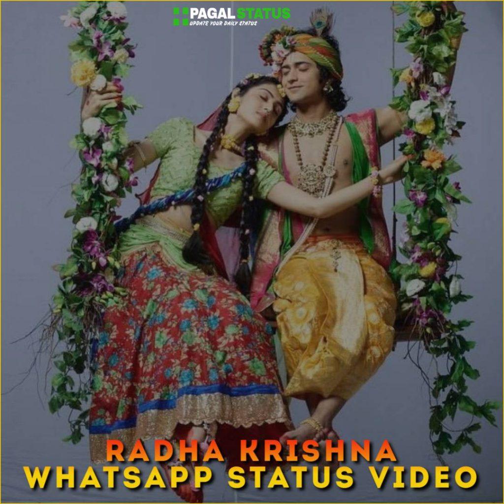 Radha Krishna Whatsapp Status Video Download