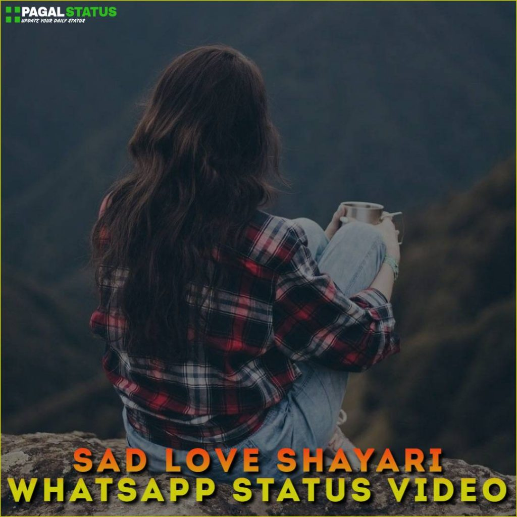 Sad Love Shayari Whatsapp Status Video