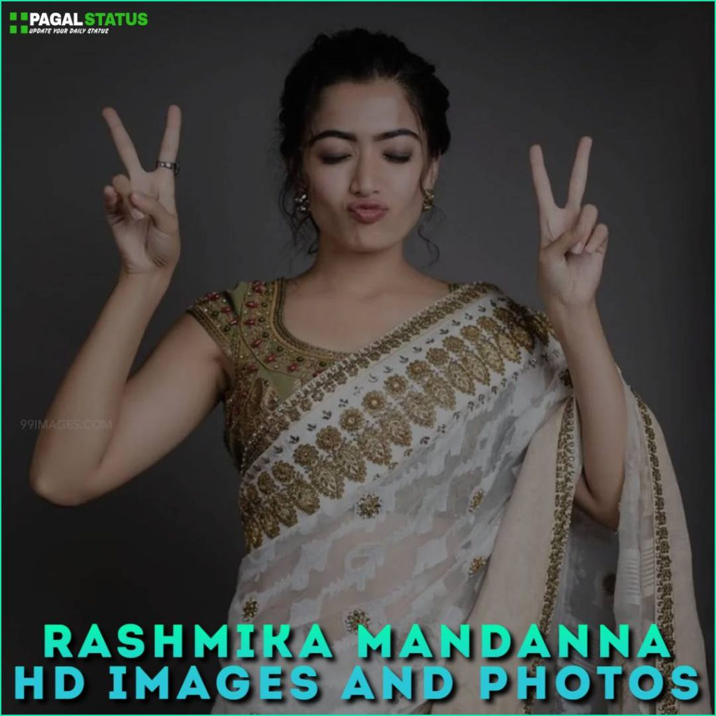 Rashmika Mandanna HD Images And Photos