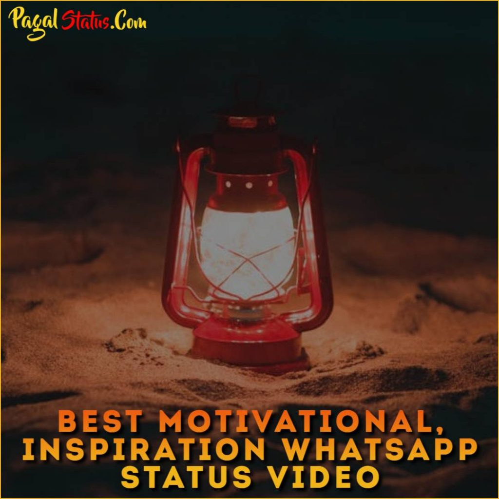 Best Motivational, Inspiration Whatsapp Status Video