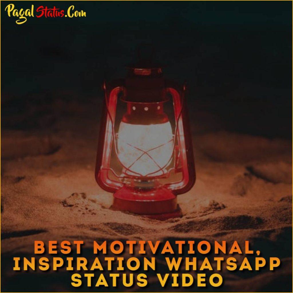 Best Motivational, Inspiration Whatsapp Status Video