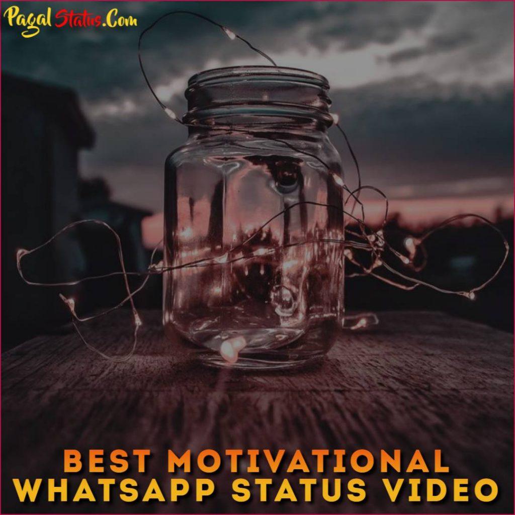 Best Motivational WhatsApp Status Video Download