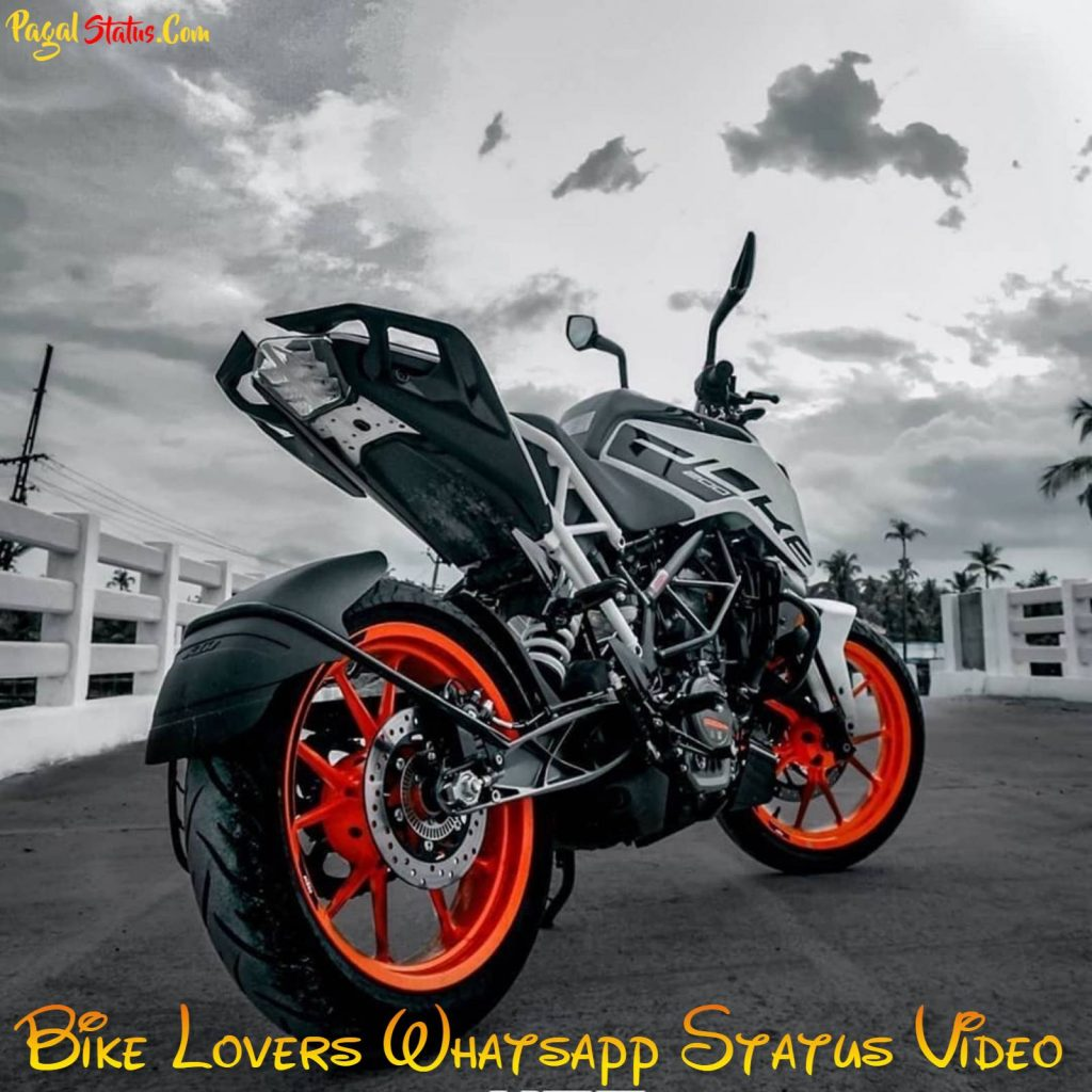 Bike Lovers Whatsapp Status Video Download