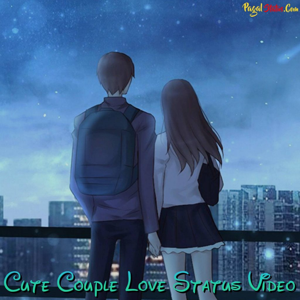 Cute Couple Love Status Video