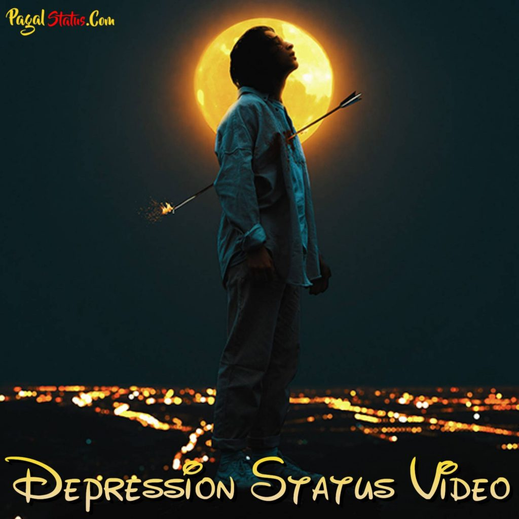 Depression Whatsapp Status Video