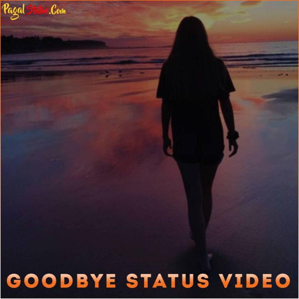 Goodbye Whatsapp Status Video